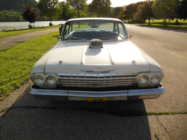 1962 Biscayne Hot Rod, Gasser, Nostalgia Drag car, Street machine