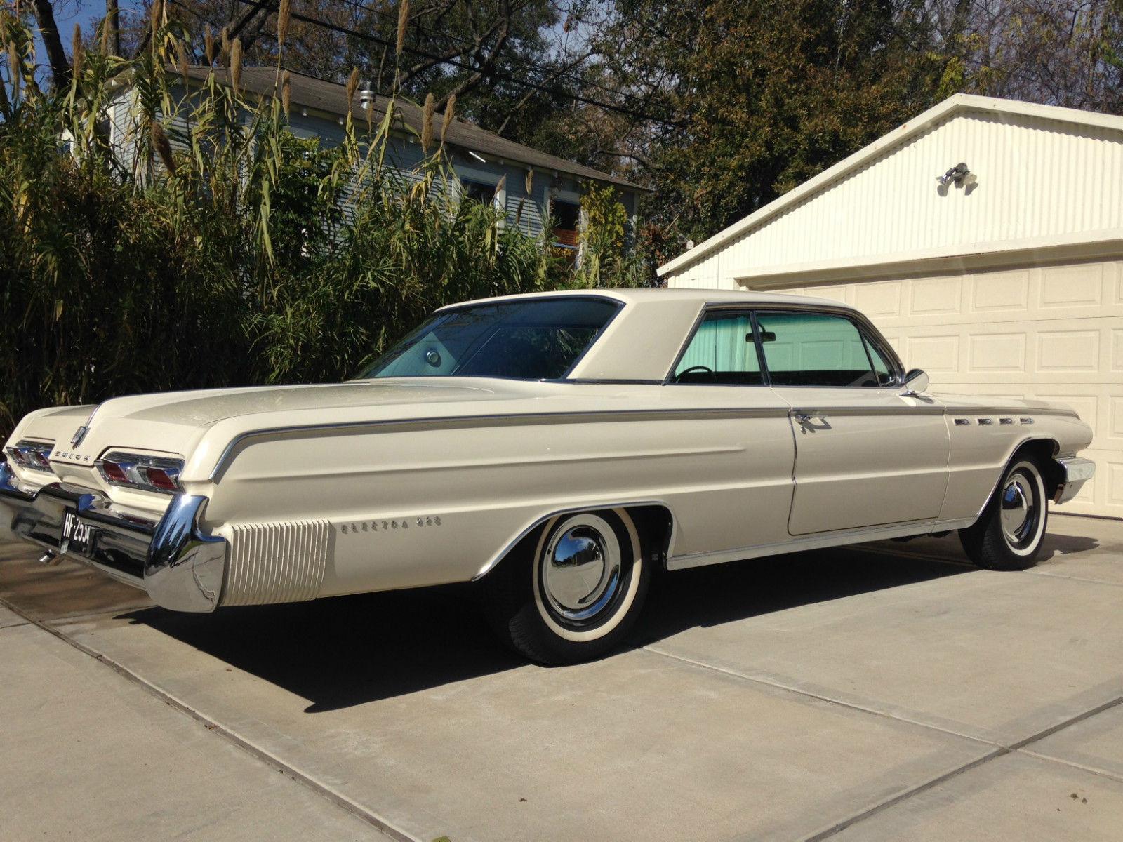 1962 Buick Electra 225 2 Door Hardtop For Sale In Houston