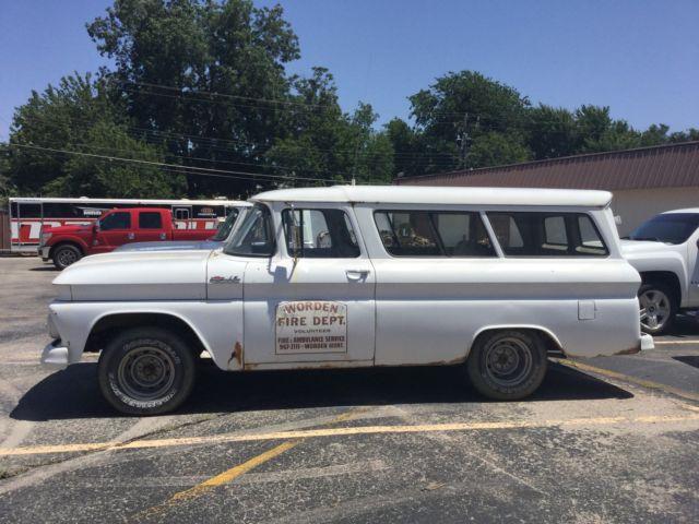 1962 chevy c10 suburban unrestored panel doors 4 speed 6 for 10 door suburban