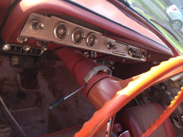 1962 chevy impala ss package with qg 1963 1964 chevy 409 engine complete. Black Bedroom Furniture Sets. Home Design Ideas