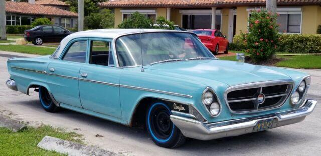 1962 Chrysler Newport Sedan Only 60k Original Miles