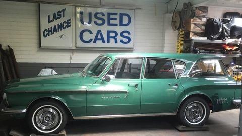 1962 dodge lancer 770 wagon push button transmission v8 la built 1960 Dodge Lancer 1962 dodge lancer lancer 770 wagon