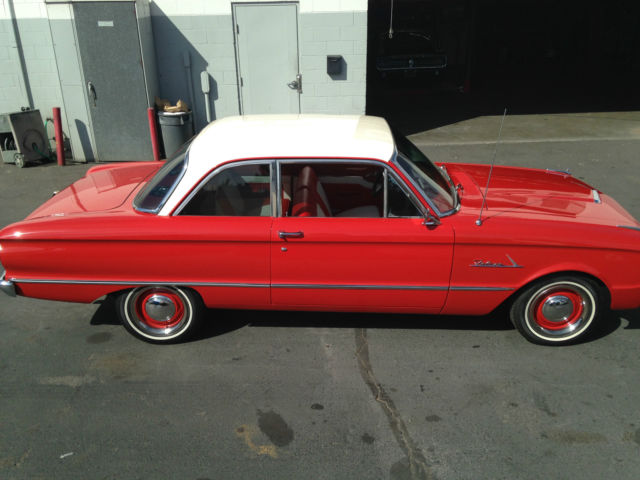 1962 Ford Falcon 2 Door Custom For Sale In Sacramento