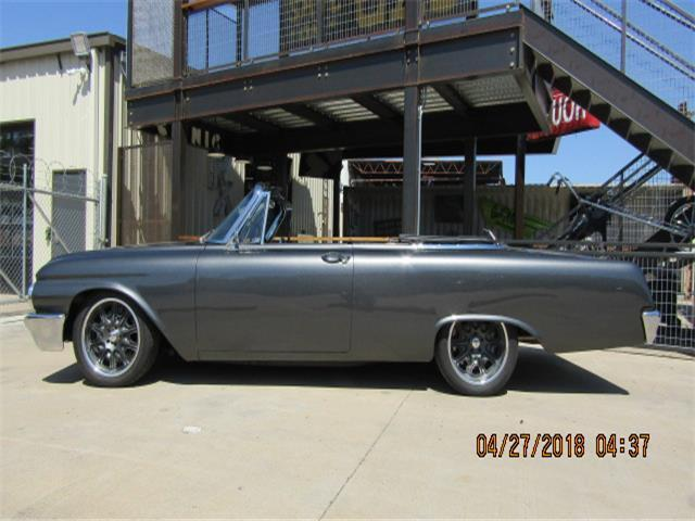 1962 ford galaxie 500 convertible built on fast n 39 loud by for Garage ford 62