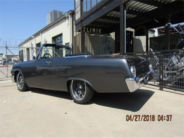 1962 Ford Galaxie 500 Convertible built on Fast N' Loud by ...