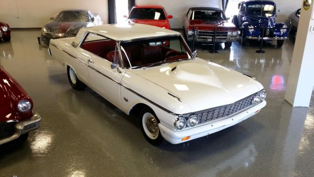 1962 Galaxie A/FX Clone - 523ci BIG BLOCK -C60 TRANS