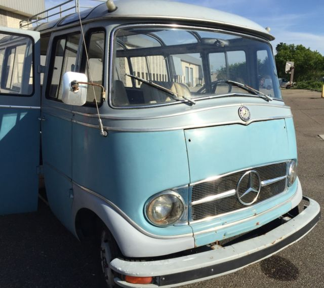 Mercedes Benz Rochester >> 1962 Mercedes 0319 Volkswagen vintage 22 Window Bus California body org Sprinter