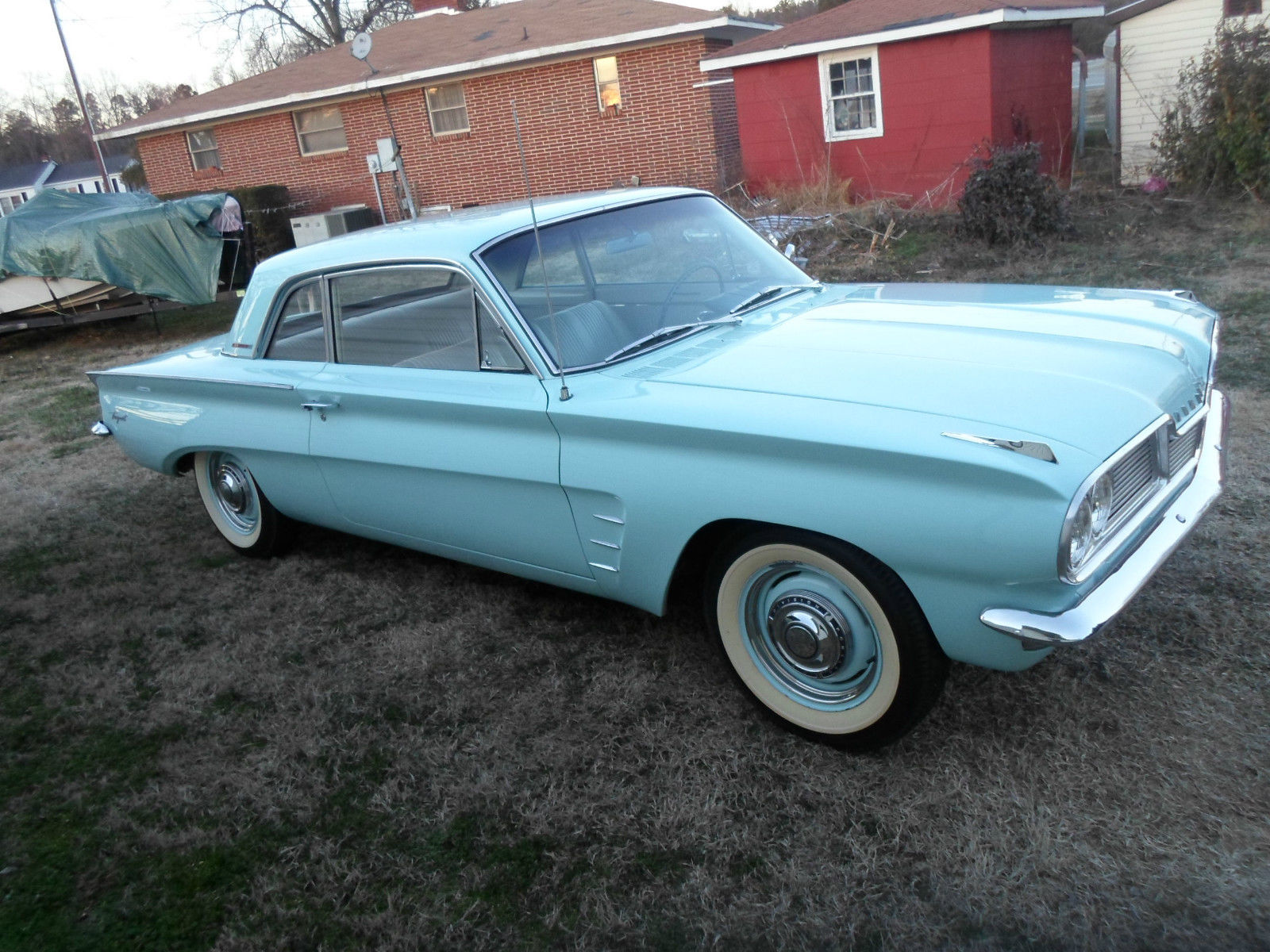 1962 Pontiac Tempest 1962 Pontiac Tempest Lemans 44k Mi Outstanding Survivor Show