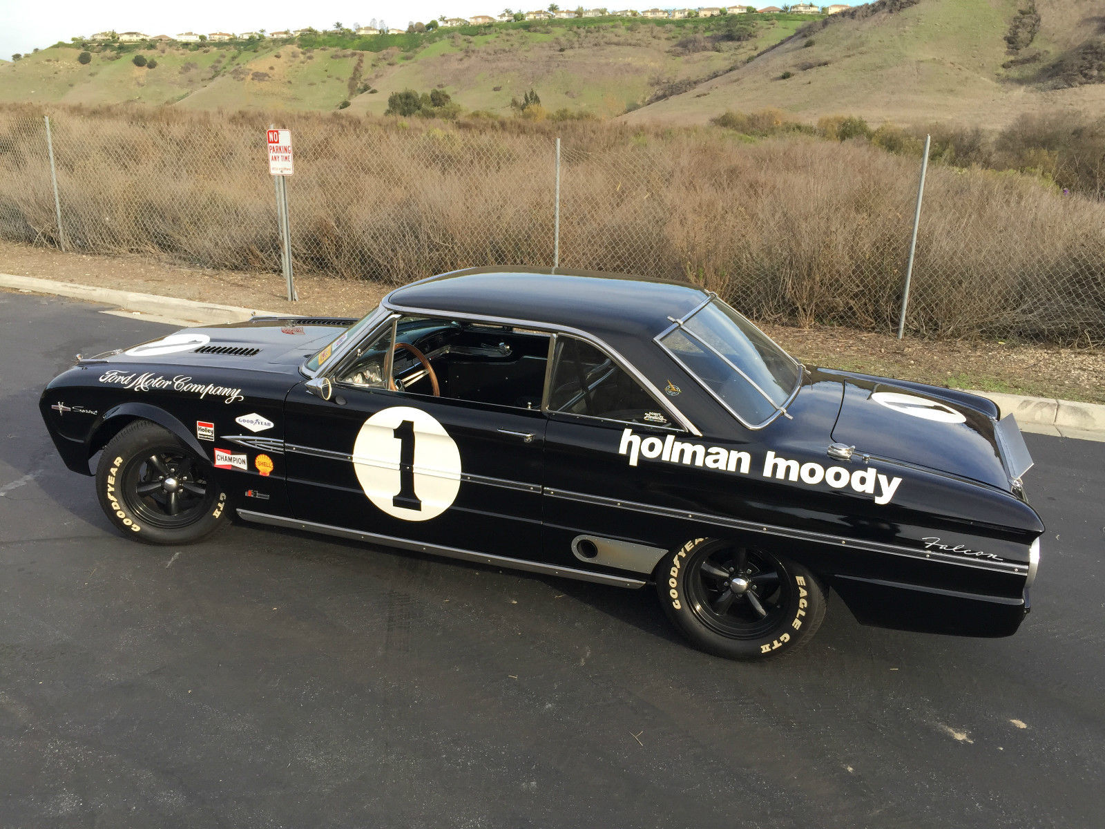 1963 1/2 Ford Falcon V8 Sprint - Vintage Era Correct Trans ...