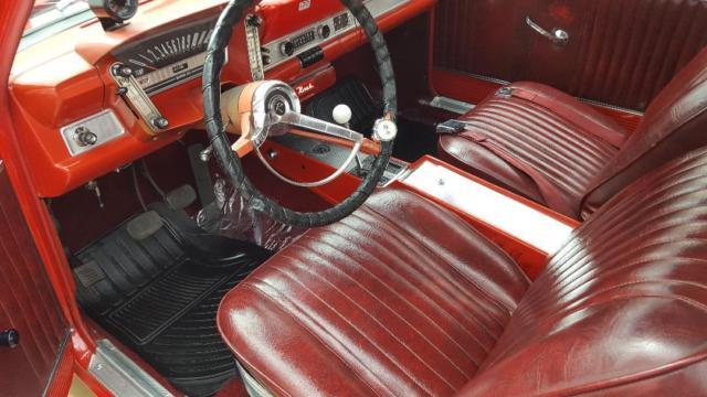1963 AMC RAMBLER 770 2DR RARE TWIN STICK MANUAL