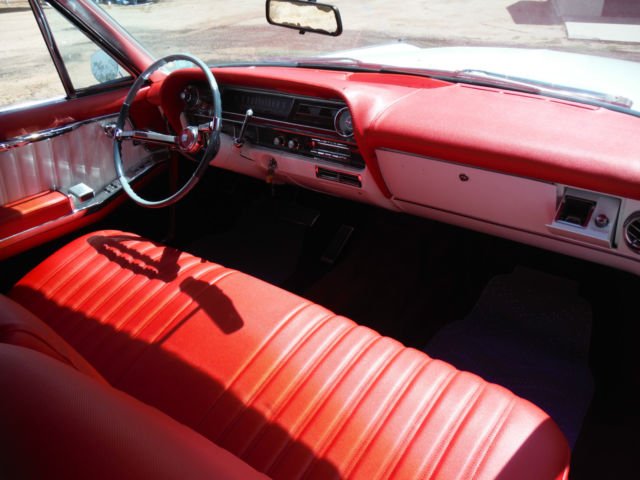 1963 cadillac coupe deville 390 325h p california car new interior and paint for sale in. Black Bedroom Furniture Sets. Home Design Ideas