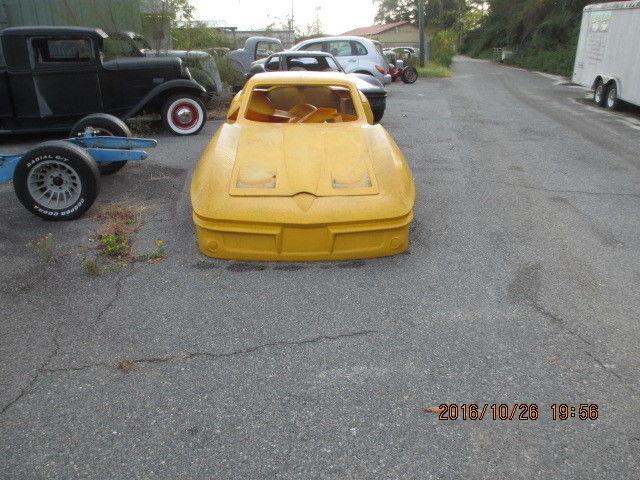 1963 corvette replica bodies