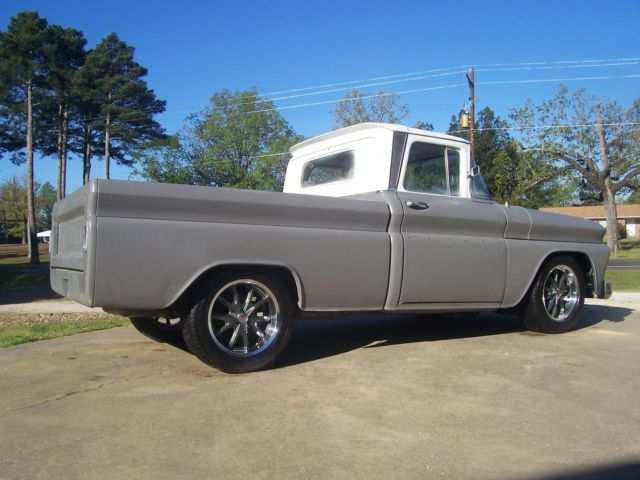1963 chevrolet rust free c10 shop truck patina hot rod