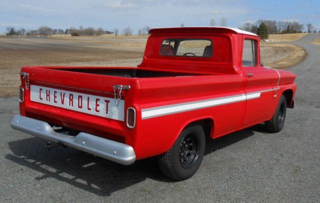 1963 chevrolet short bed fleetside pick up truck 1960 1966 1964 1962. Black Bedroom Furniture Sets. Home Design Ideas
