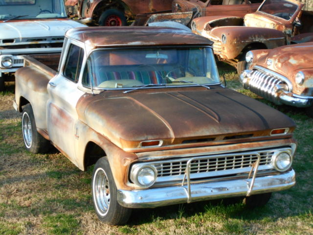 1963 chevy pickup big back glass short narrow bed southern truck for sale in rogers arkansas. Black Bedroom Furniture Sets. Home Design Ideas
