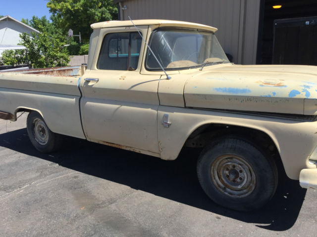 1963 chevy pickup truck c10 short bed fleetside c 10 1964 1965 1966 for sale in gilbert. Black Bedroom Furniture Sets. Home Design Ideas