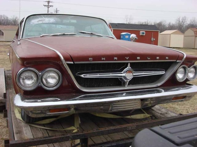 Chrysler Dr Ht Complete Car Runs Good Easy Project Clear Title