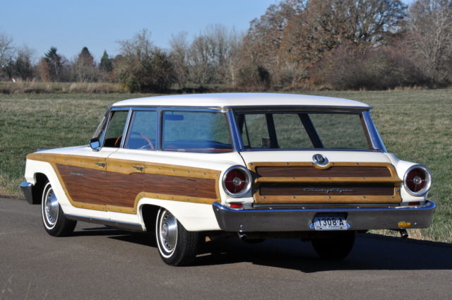 1963 ford galaxie country squire woody station wagon rare survivor rat rod surf for sale in. Black Bedroom Furniture Sets. Home Design Ideas