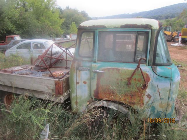 1963? Jeep FC 150 for parts or rebuild bill of sale only