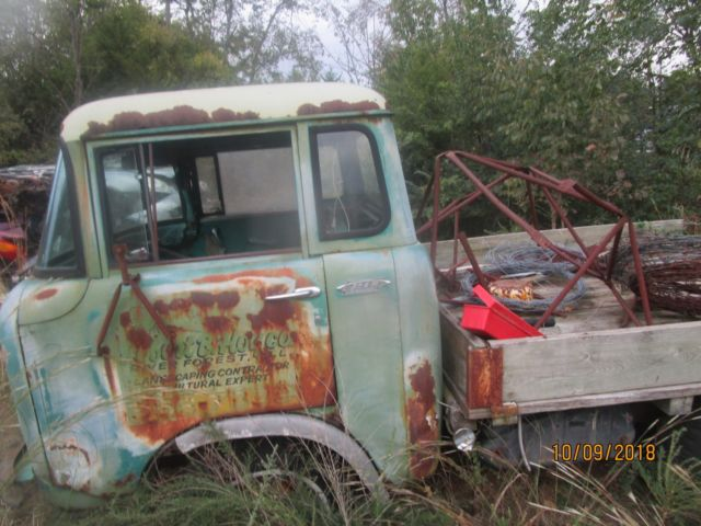 Willys Fc 170 For Sale >> 1963? Jeep FC 150 for parts or rebuild bill of sale only
