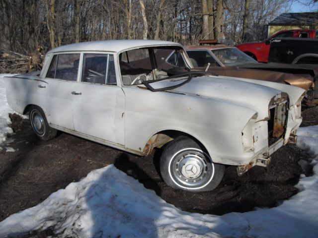 1963 mercedes benz 220s for 1963 mercedes benz