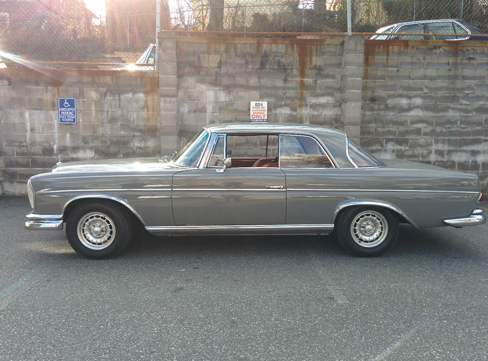 1963 mercedes benz 300 se for sale in edgewater new for Mercedes benz nj