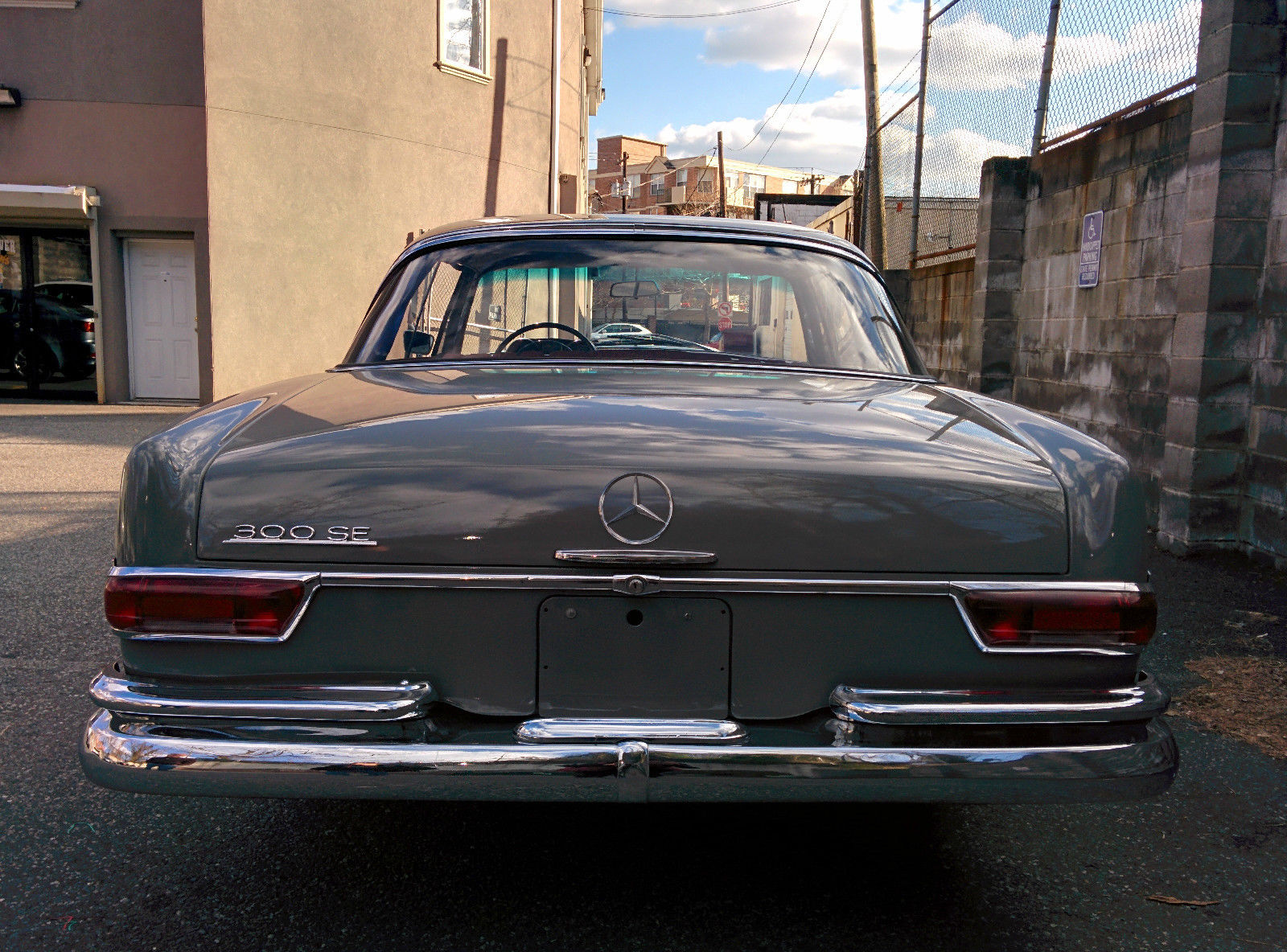 1963 mercedes benz 300 se for sale in edgewater new for Mercedes benz new jersey