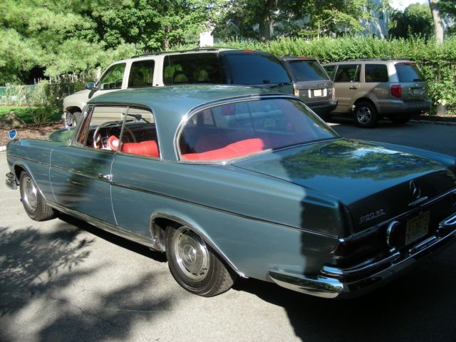 1963 mercedes benz sec 220 coupe for sale in madison new for 1963 mercedes benz 220s for sale