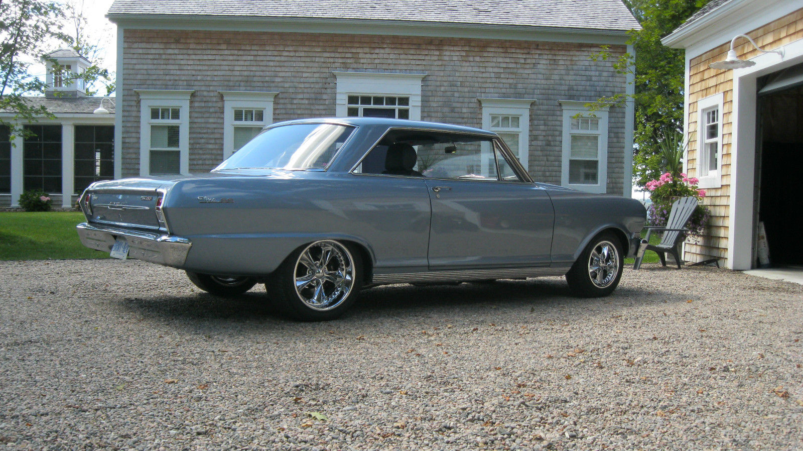 1963 NOVA SS Z06 For Sale In Pickering Ontario Canada