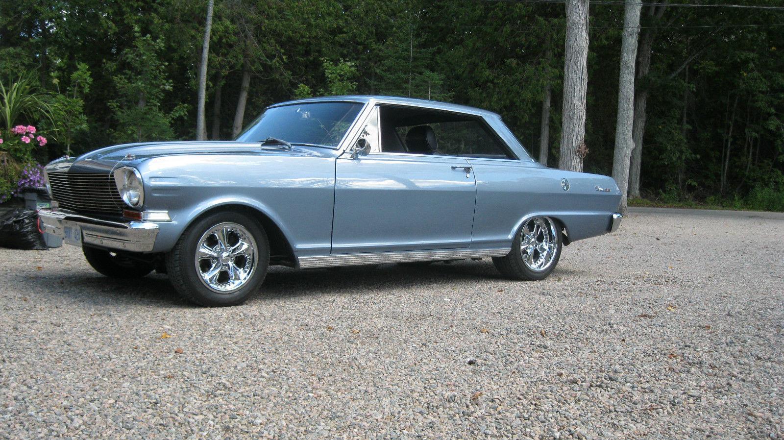 1963 NOVA SS Z06 For Sale In Pickering Ontario Canada