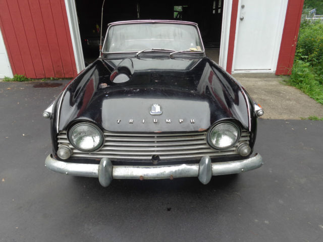Classic Triumph Other 1963 For Sale: 1963 Trumph TR4 For Sale In Orchard Park, New York, United