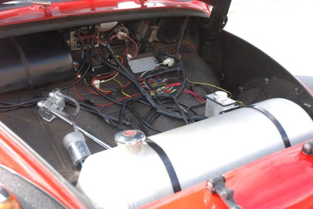 1963 VW Baja Bug for sale: photos, technical ...
