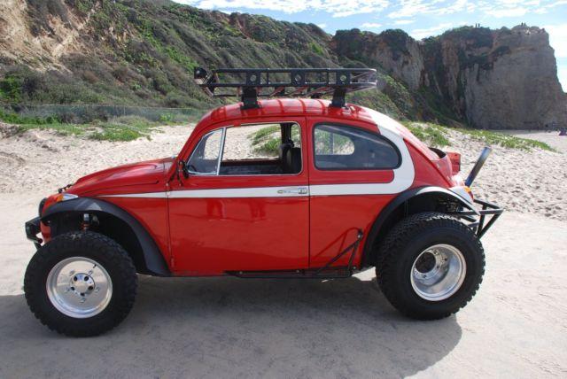 1963 VW Baja Bug for sale: photos, technical specifications, description