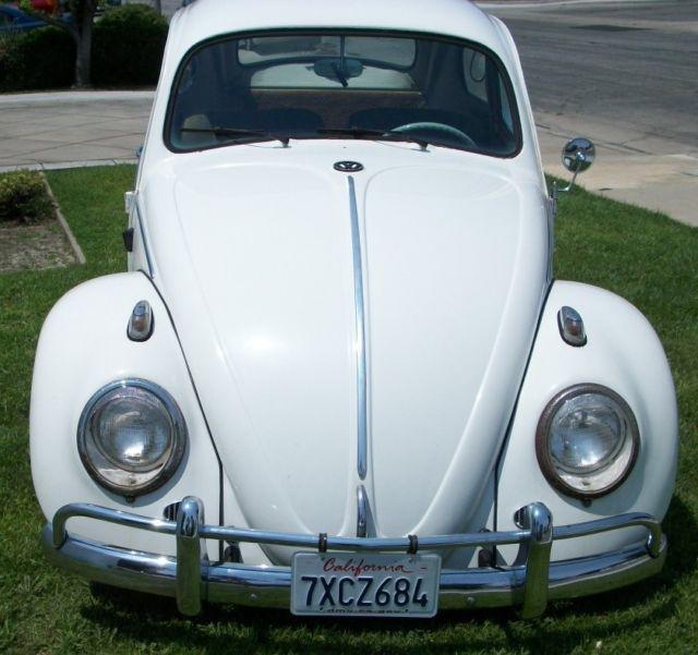 1963 VW VOLKSWAGEN BEETLE CLASSIC SLEEPER FAST BUILT