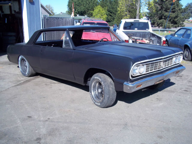 1964 Chevelle Hot Rod Rat Rod Project Race Car Chevy For