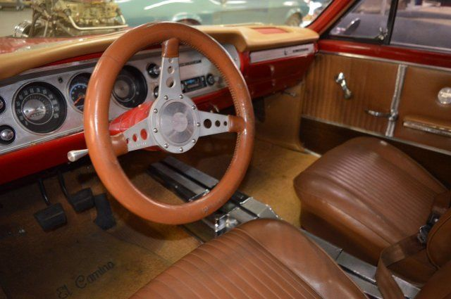 1964 chevrolet el camino custom built drag racer red manual 0 miles. Black Bedroom Furniture Sets. Home Design Ideas