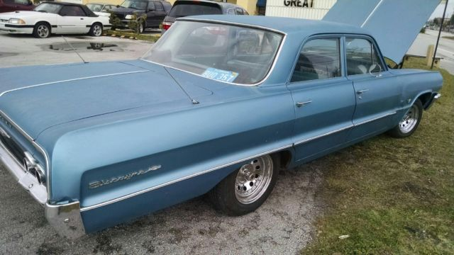 1964 chevrolet impala biscayne 4 door for sale in orlando  florida  united states 2007 Chevy Impala Transmission 2007 Chevy Impala Transmission