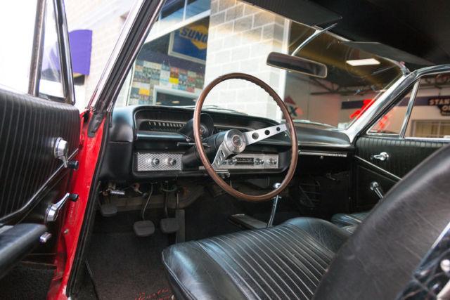 1964 Chevrolet Impala Ss 409 4 Speed Correct Color
