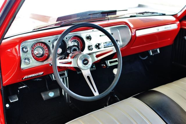 1964 chevrolet malibu ss tribute amazing restoration a c ps pb. Black Bedroom Furniture Sets. Home Design Ideas