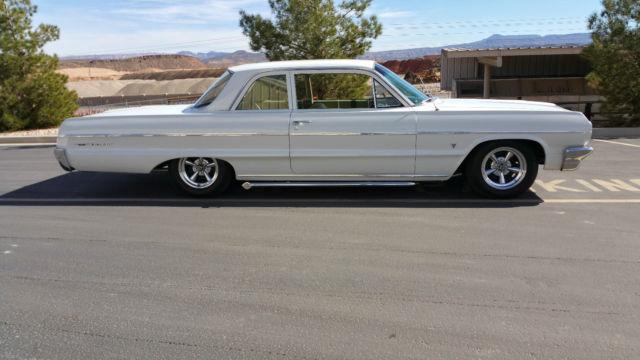 1964 Chevy Belair 2 Door All Original 283 Automatic For