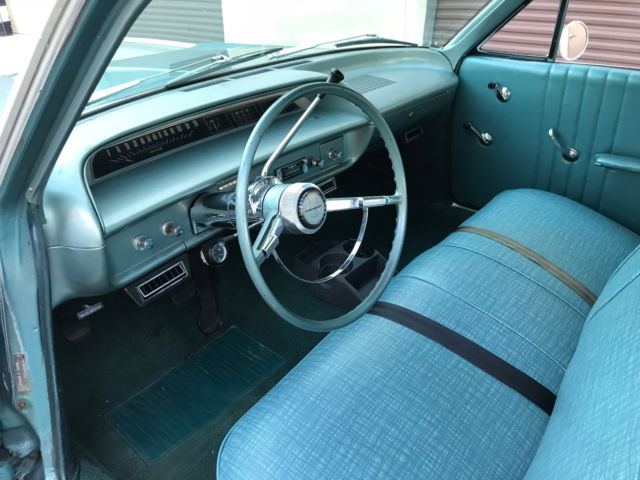 1964 Chevy Biscayne Station Wagon Bel Air 1961 1962 1963