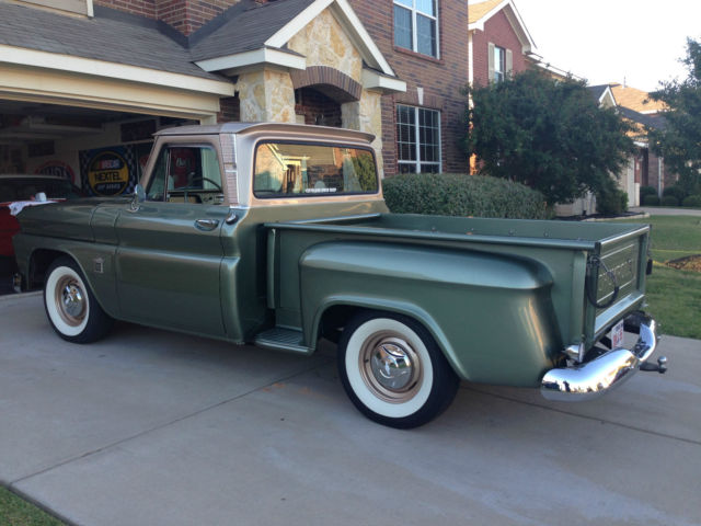 1964 Chevy C10 Stepside Big Back Window Truck Restored