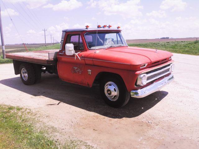 1964 Chevy Dually 6.2 Diesel Repower Swap Dump Flatbed Box ...