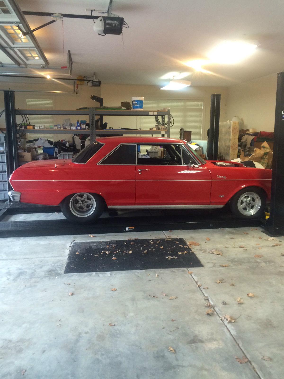 Gmc 3500 For Sale >> 1964 Chevy II Nova Pro-Street ; 431 Small Block; 2 speed ...