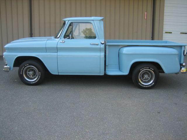 Jeeps For Sale In Va >> 1964 CHEVY SHORTBED PICKUP TRUCK STEPSIDE HOT ROD C10 V-8 ...