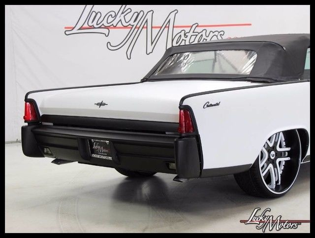 273180 1964 Continental Convt Suicide Doors Custom Int Sound System Vinyl Wrap 24039s on db drive 12 subwoofer