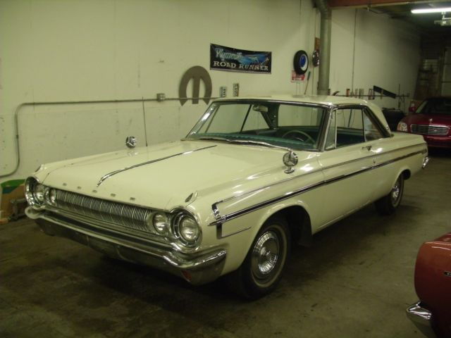 1964 Dodge Polara 2 door coupe 50th Anniversary Survivor ...