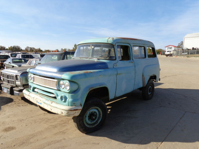 1964 dodge power wagon town wagon 4x4 arizona body for sale in annandale minnesota united states. Black Bedroom Furniture Sets. Home Design Ideas