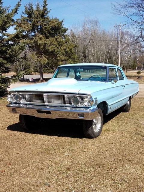 1964 Ford Custom Pro-Street Gasser for sale: photos