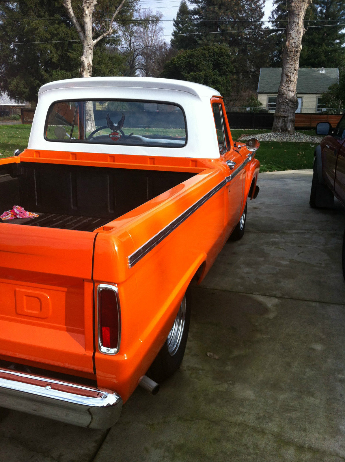 1964 Ford F100 Shortbed Fleet Side For Sale In Citrus Heights Short Bed F 100